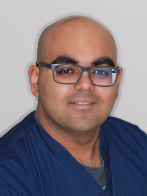 Dr. Kunal Chander, Burnaby Children's Dentist